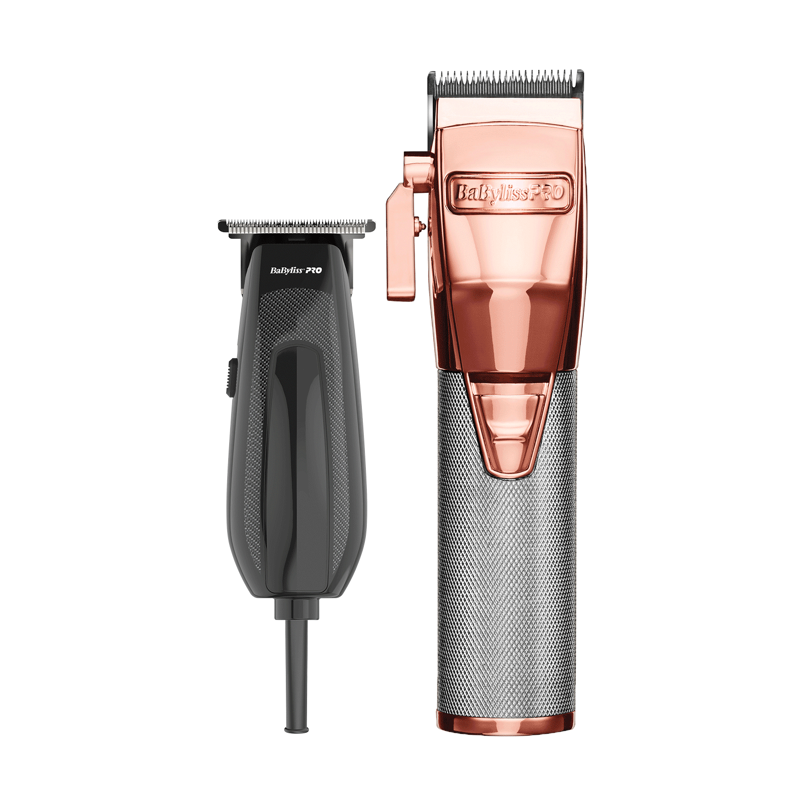 BaBylissPRO RoseFX Clipper & FX69 Small Powerful Trimmer