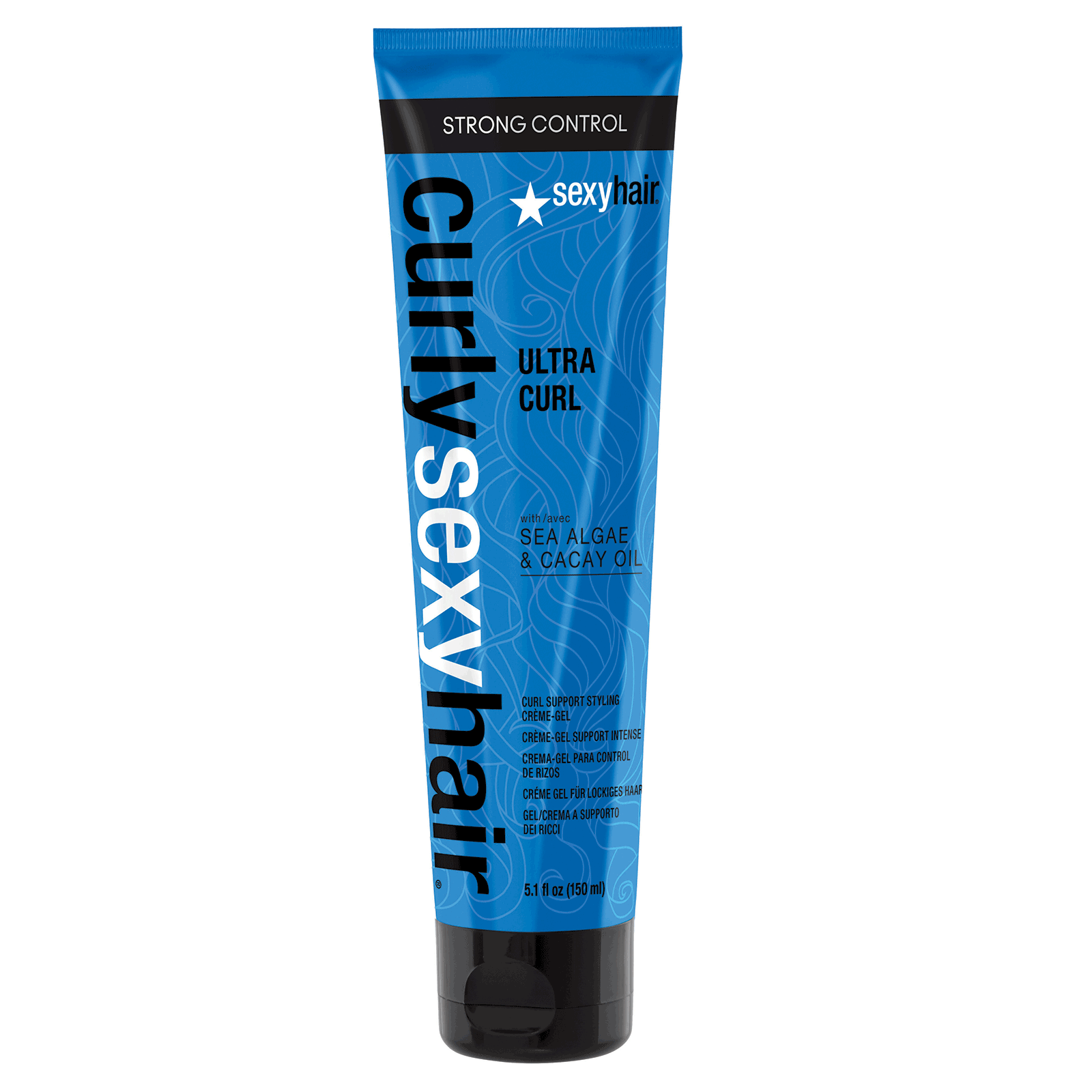 Curly Sexy Hair - Ultra Curl Styling Creme-Gel