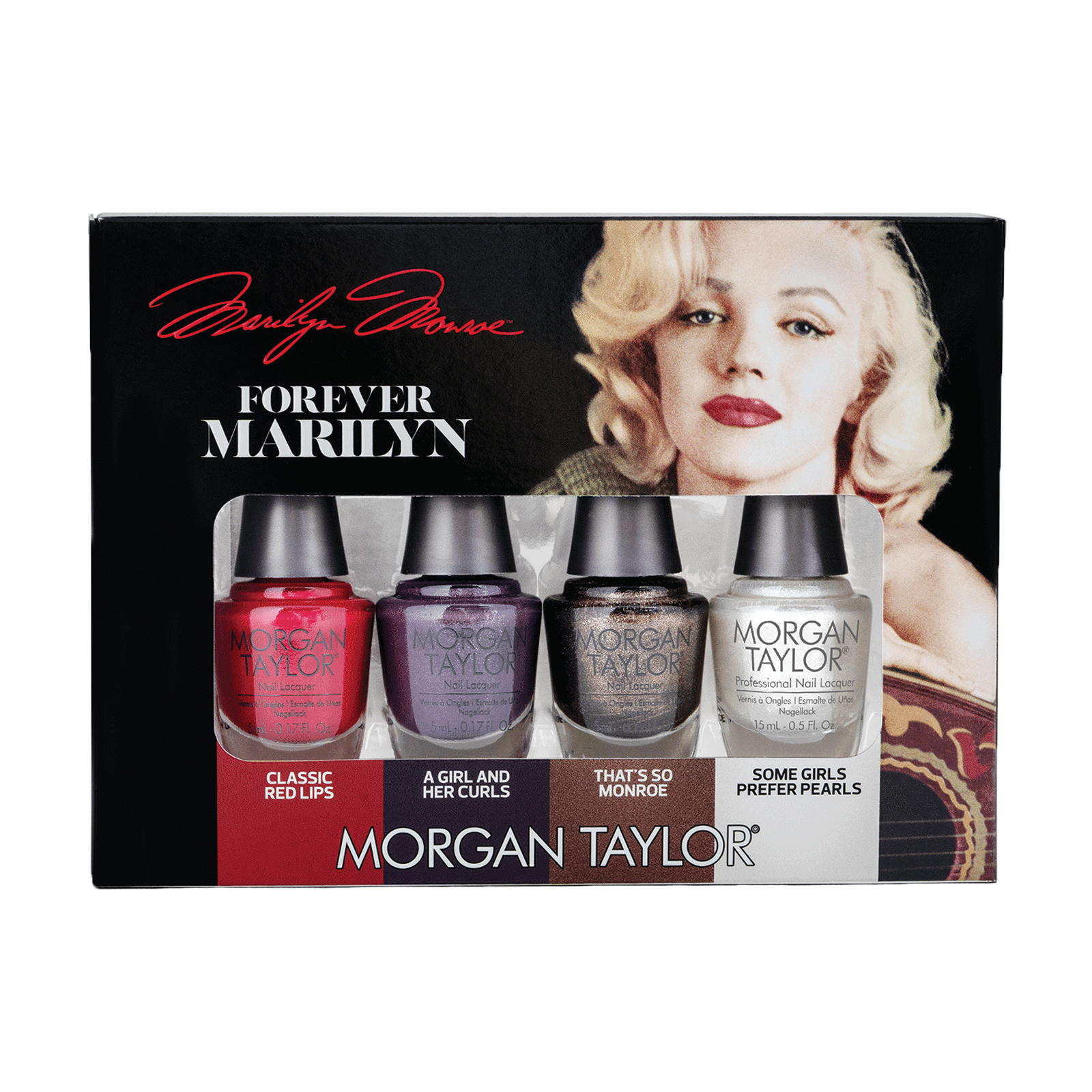 Forever Marilyn Mini 4 Piece Kit